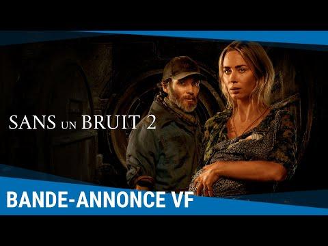 SANS UN BRUIT 2 - Bande-annonce VF[Au cinéma le 16 juin 2021]