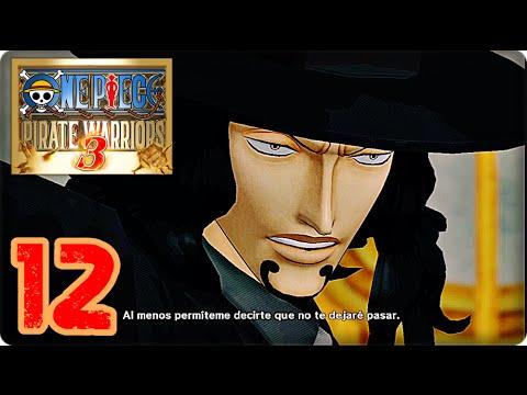 One Piece Pirate Warriors 3 - » Parte 12 / LOS PIRATAS CONTRA EL CP9 « - Español PS3 [HD]