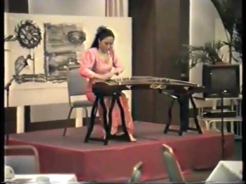 窦娥冤pt1 - 朱小萌古筝协奏曲六月雪现代古筝曲zhuxiaomeng chinese guzheng
