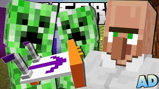 Minecraft | TRAYAURUS' CREEPER O MATIC!! | LittleBits Mod