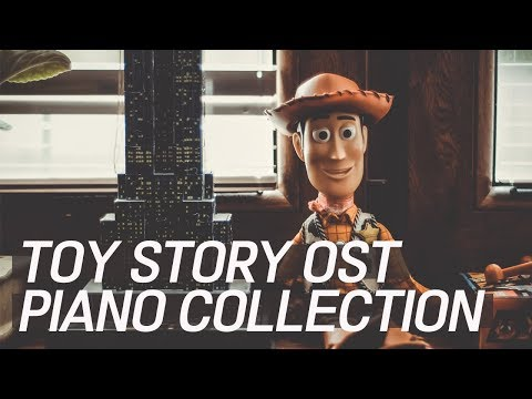 Саундтреки история игрушек
