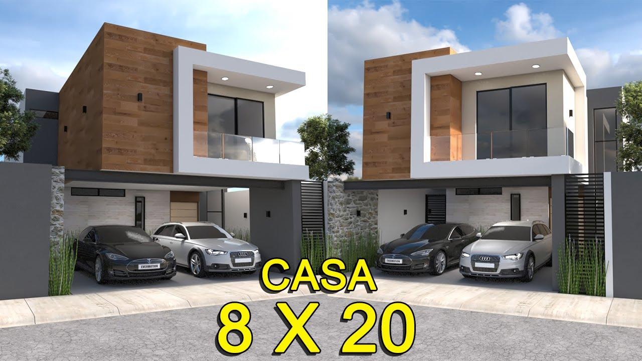 CASA  8 X 20 METROS, TLAXCALA, MÉXICO.