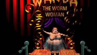 Wanda the Worm Woman