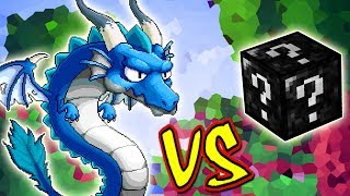 LEVIATHAN VS. SUPER LUCKY BLOCK (MINECRAFT LUCKY BLOCK CHALLENGE)