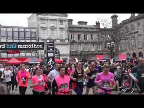 2015 Stafford Half Marathon