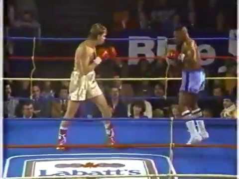 (Part 4) Donny Lalonde vs Benito Fernandez  - Nov 1986