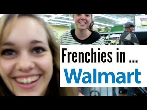 Frenchies in Walmart