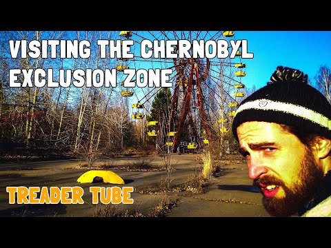 What a Chernobyl Disaster Zone Tour is Really like