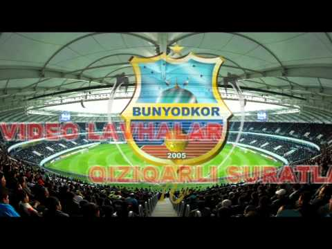 Twitter+Facebook+Instagram+Youtube+Mytube FC Bunyodkor