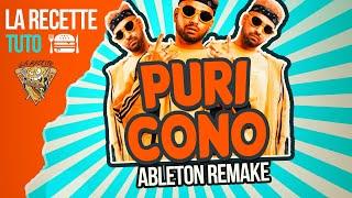 HOW TO REMAKE PURI - COÑO ?  ( Ableton + preset / No sample )