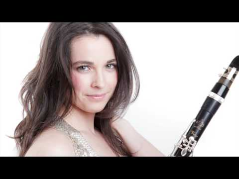 Camille Saint Saëns: clarinet sonata in E-flat Major Op. 167