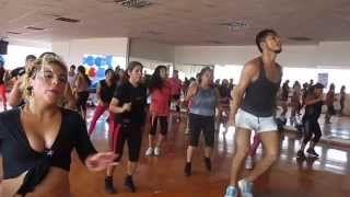 Bailando con Hector Marquez