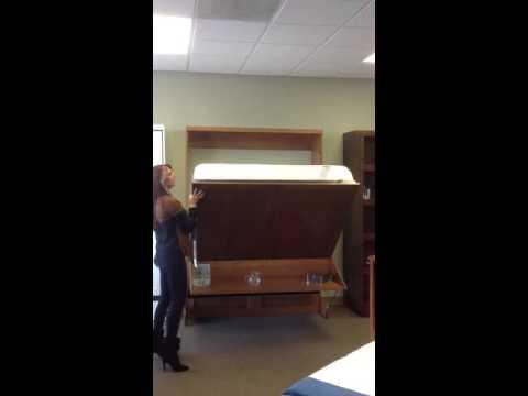 Caspian Deskbed Video