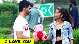I Love You Prank On Cute Boys   Red flick Films