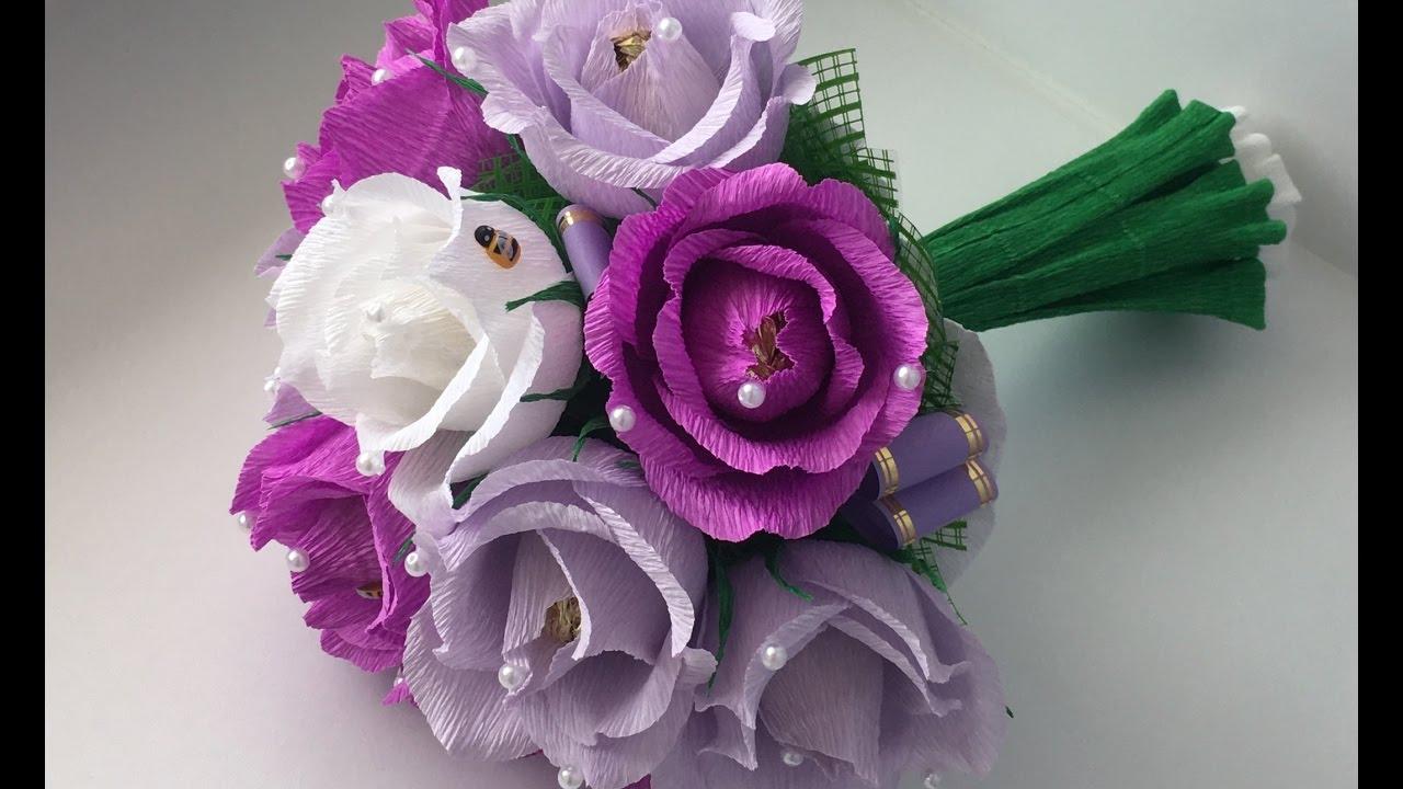angliyskie-rozi-oformlenie-buketa-iz-konfet