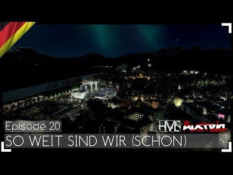 SO WEIT SIND WIR (SCHON) - Austria Episode 20 | Let's Design Cities: Skylines