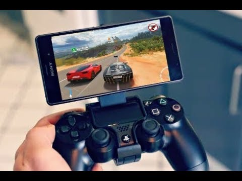 TOP 6 Best Offline High Graphic Android Games The Support PS4 Controller 2018