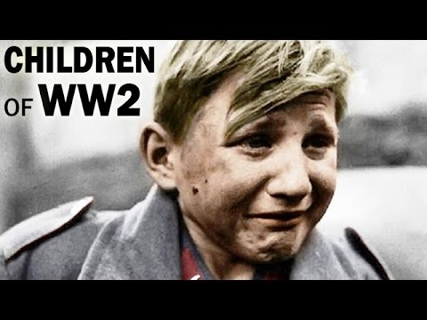 Children of World War 2 | The Effects of War on Children | Award Winning Documentary | 1946