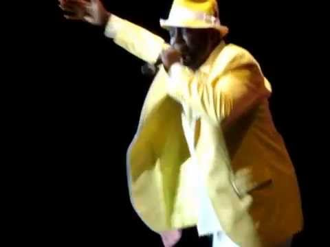 Big Daddy Kane at Fresh Fest Old School Reunion Concert Charlotte