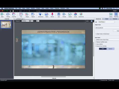 fluid boxes with adobe captivate 2017 release youtube rh youtube com