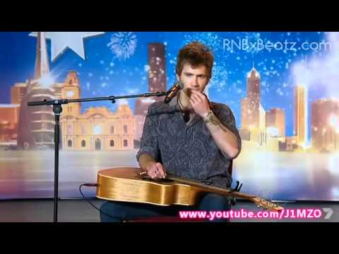 Owen Campbell - Australia's Got Talent 2012 Audition! - FULL