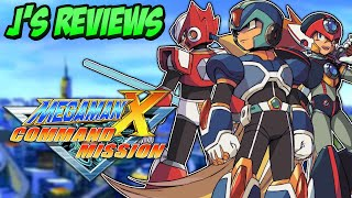 Mega Man X Command Mission Review