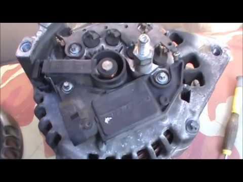 Como Reparar El Alternador De Mi Carro Youtube