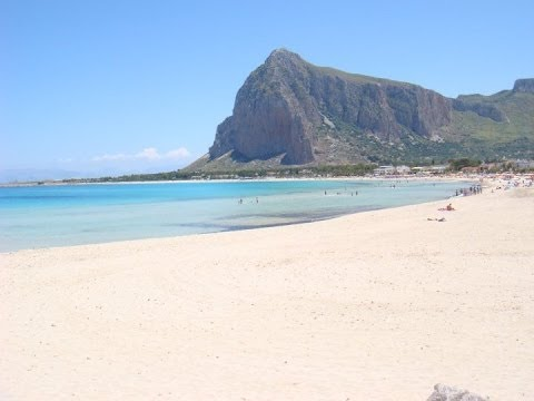 The Best Beaches in Sicily, San Vito Lo Capo, Italy. - YouTube