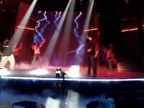 SIGNATURE  - EXCLUSIVE Britain's Got Talent Rehearsals Pt. 1