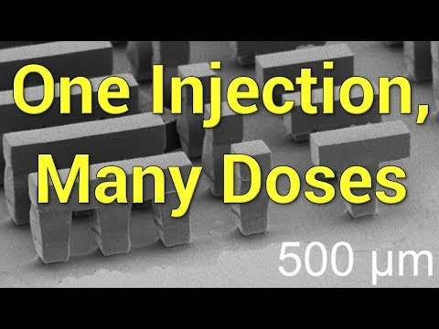 MIT's One Vaccine Injection could carry many Doses for delivering over a Time Period   QPT