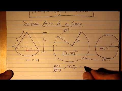Dimensioning Flat Pattern Of A Cone Doovi