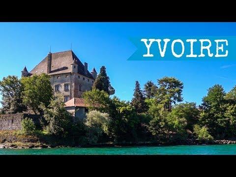 Yvoire Travel | Most beautiful village in France | Savoie Mont Blanc | TravelGretl 2018