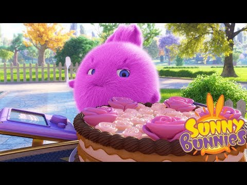 Cartoons For Children | SUNNY BUNNIES - THE CAKE GAME | Funny Cartoons For Children
