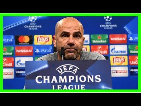 Borussia dortmund gegen tottenham hotspur: pressekonferenz mit peter bosz im ticker