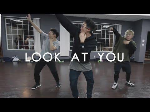 """Look At You"" - Gawvi | V3 Dance | @identitco"