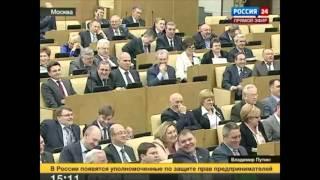 Жириновский любит коммунистов и чай
