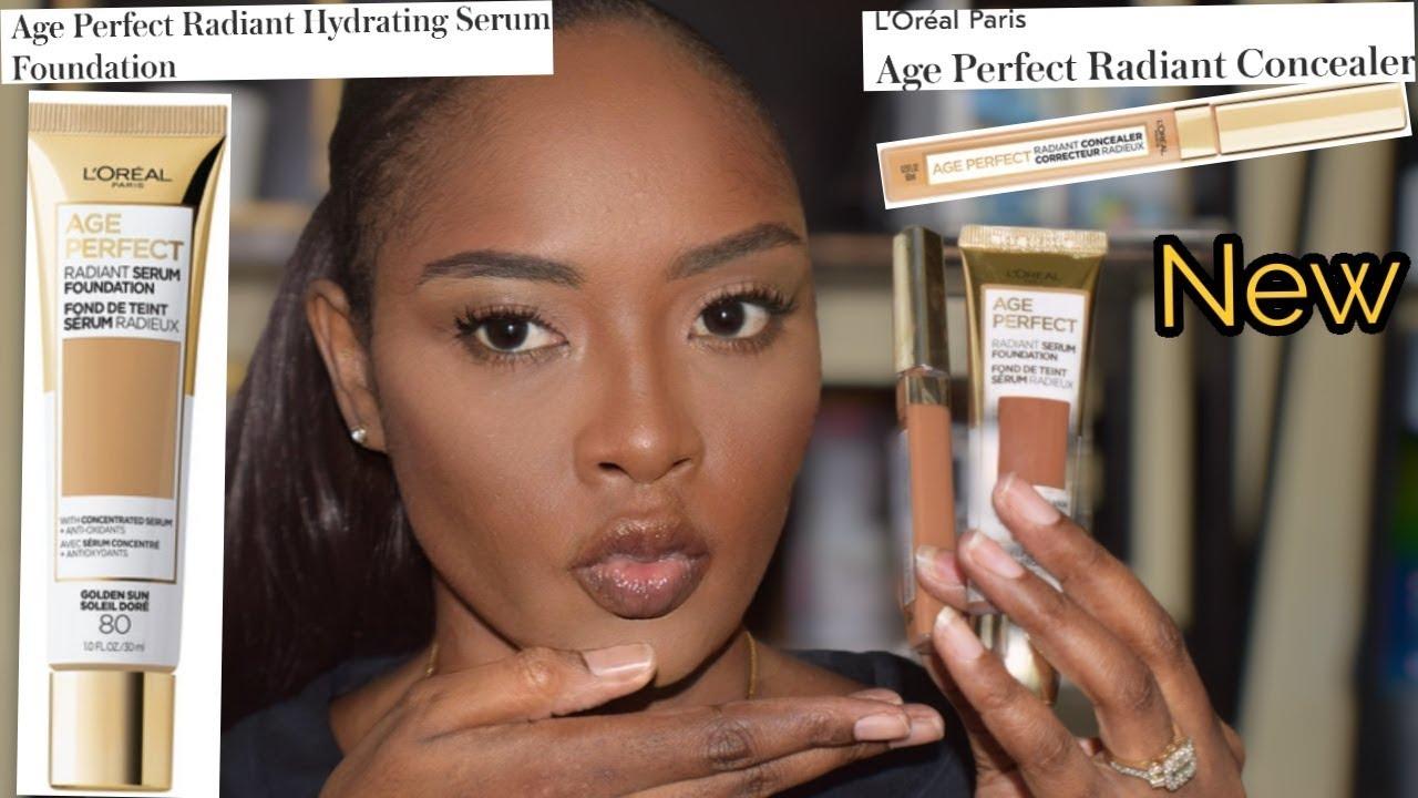 LOréal Paris Age Perfect Lipstick With Precious Oils