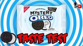 Mystery Oreos Taste Test - Man Vs Youtube