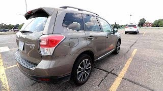 2018 FORESTER 2.0 XT TOURING OVERVIEW