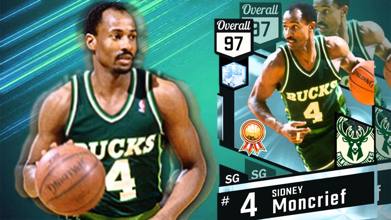 DIAMOND SIDNEY MONCRIEF GAMEPLAY Best Two Way Player in the Game