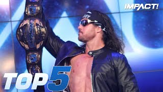 Top 5 Must-See Moments from First IMPACT After Bound for Glory | IMPACT! Highlights Oct 18, 2018