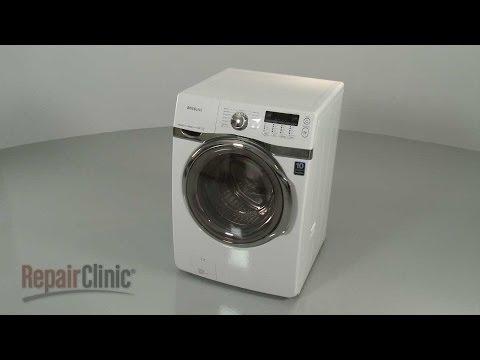 Samsung Airlifts Damaged Washing Machine To Safety