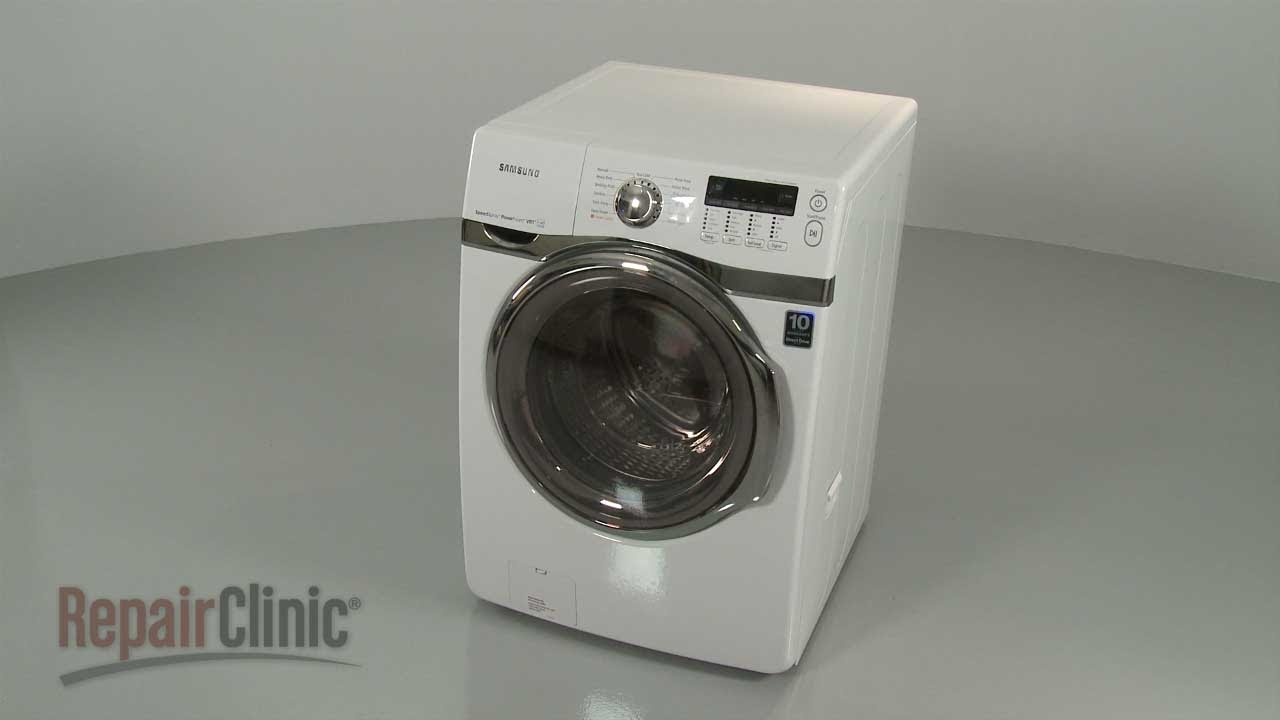 maxresdefault samsung front load washer disassembly, repair help youtube  at bakdesigns.co
