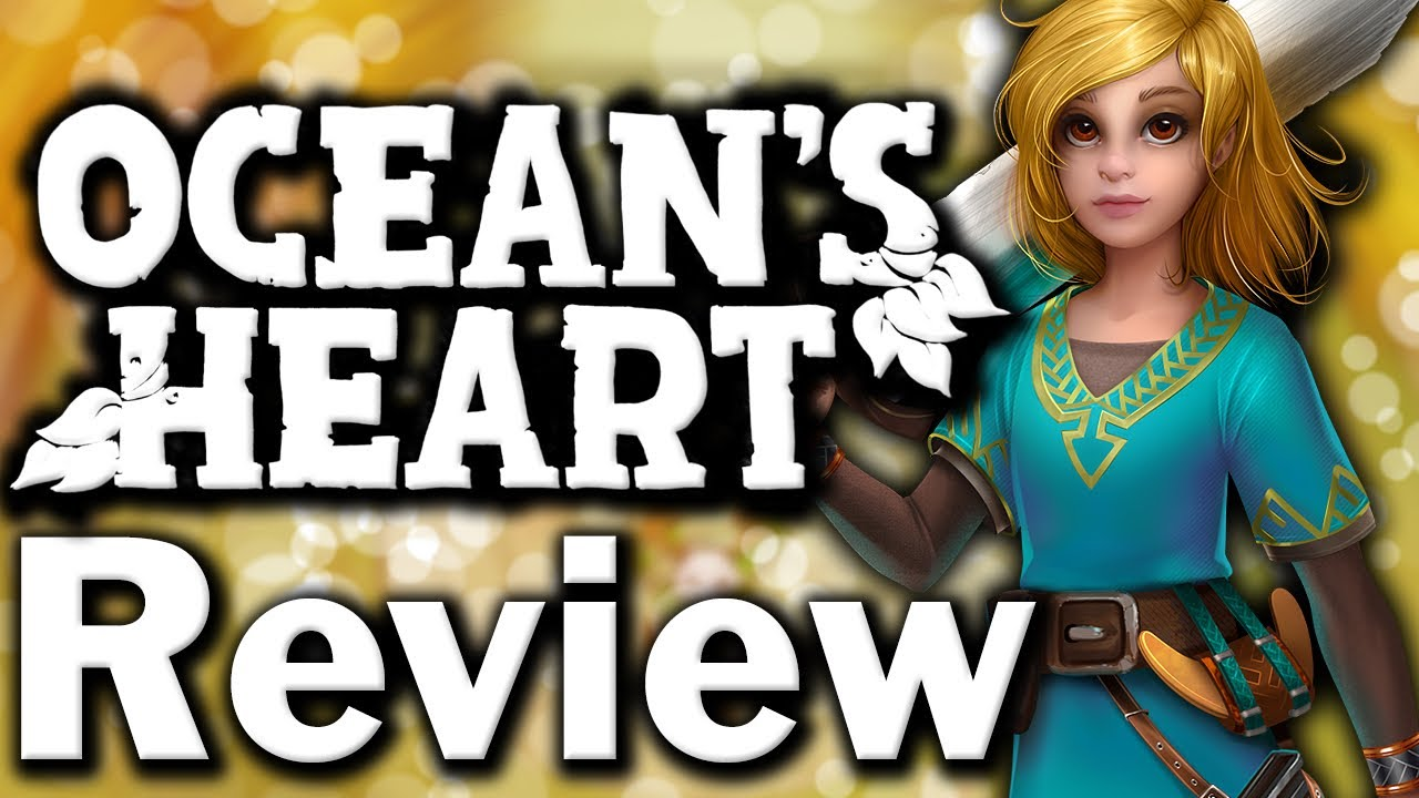 Ocean's Heart Review (PC) (Video Game Video Review)