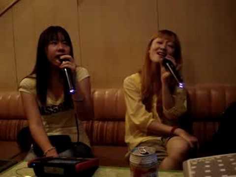 Karaoke - University of The Ryukyus - Japan
