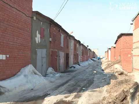 Гаражные кооперативы в Вологодской области не регулируются законом