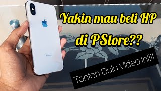 Gambar cover Review Iphone X PS Store