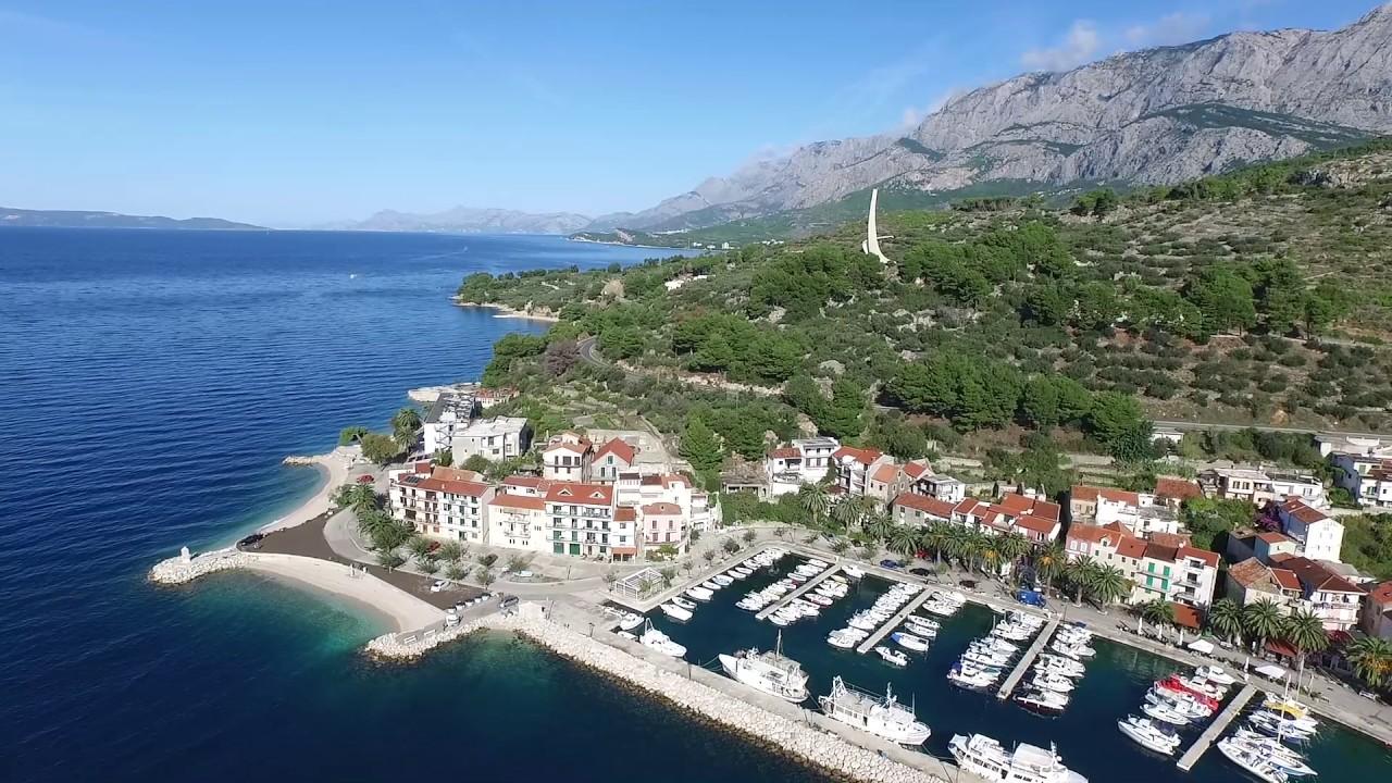 Podgora - Makarska Riviera - YouTube