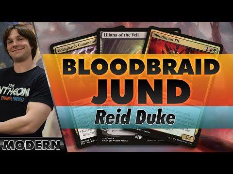 Bloodbraid Jund - Modern | Channel Reid