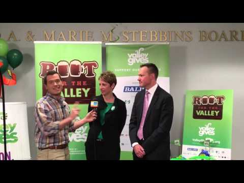 Balise COO, Bill Peffer Live on MassAppeal for Valley Gives 2016